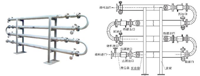 连续操作管式反应器的几种常见故障现象及处理方法